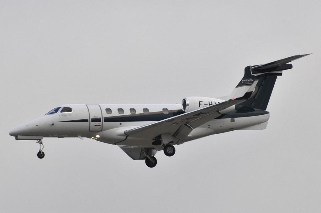 F-HIPE - E55P - Pan Europeenne Air Service