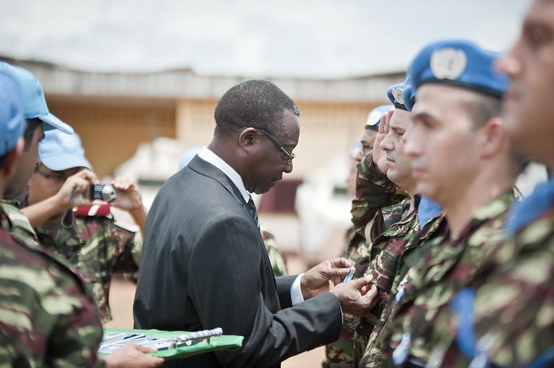 Maintien de la paix dans le monde - Les FAR en République Centrafricaine - RCA (MINUSCA) - Page 2 15029175806_10270792ac_c