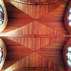 Bóvedas de crucería, Iglesia de Castro