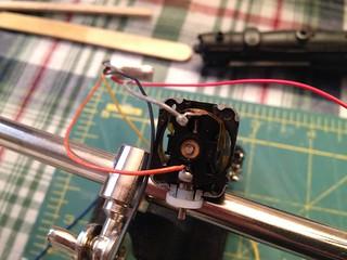 DCC decoder install in a Con-Cor/Rivarossi 4-6-2