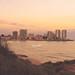 Sunset at sea Oropesa