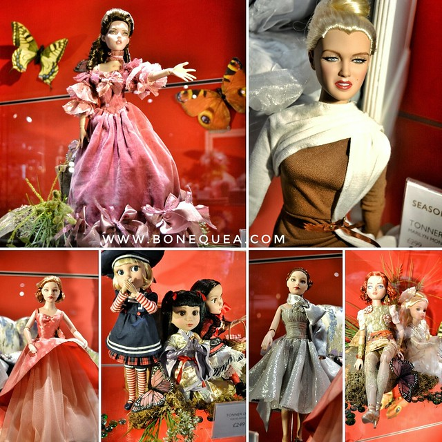 Tonner collection: Harrod's 2014