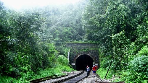 Dudhsagar Rail Trek