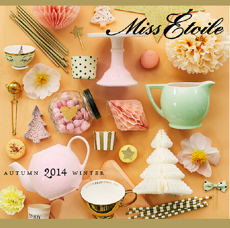 Miss Etoile A/W 2014