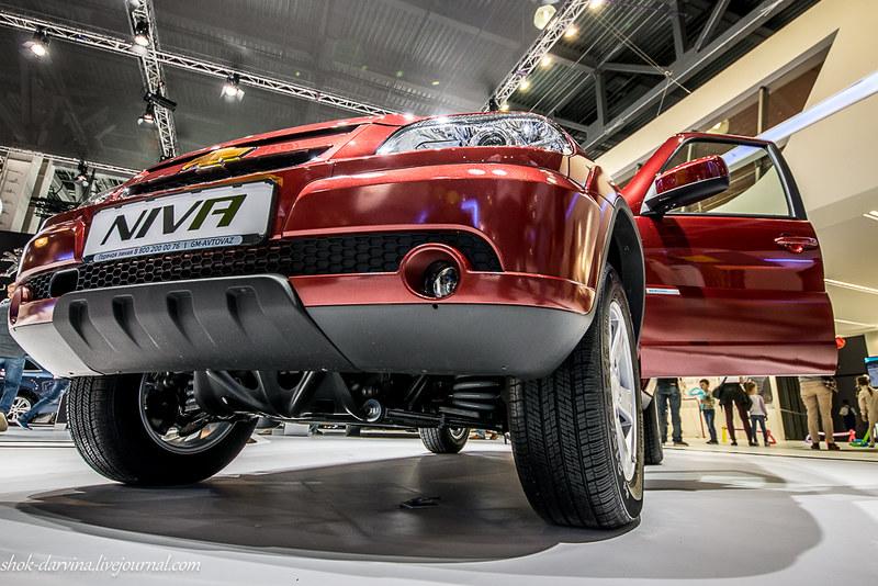 Шевроле Нива развенчивает мифы! Chevrolet-30