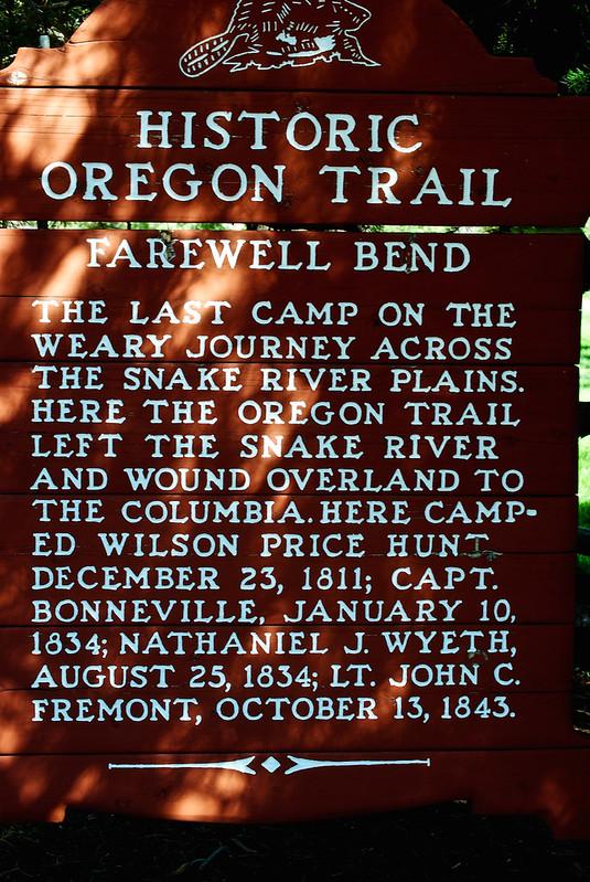 Farewell Bend Park