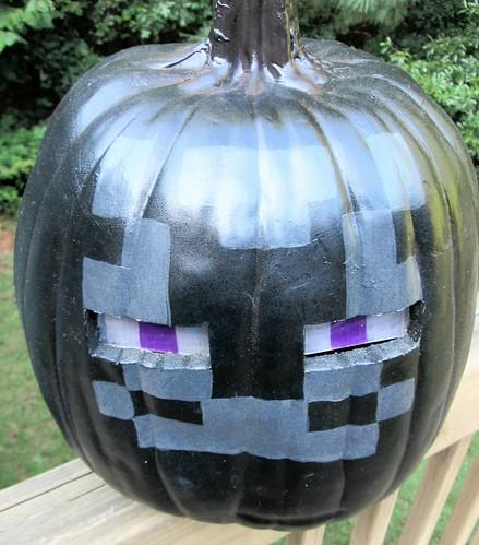 Endermen Pumpkin