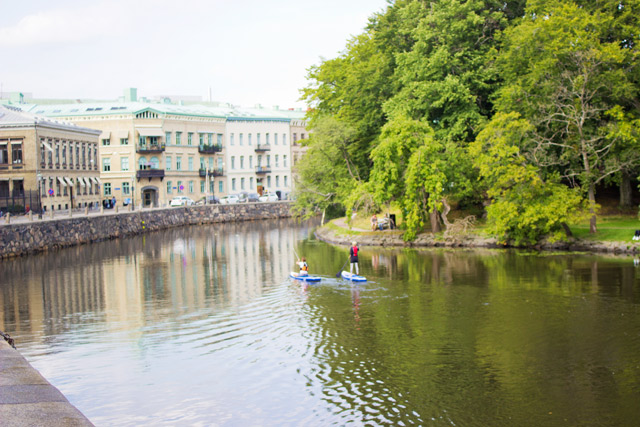 visiting Gothenburg Sweden