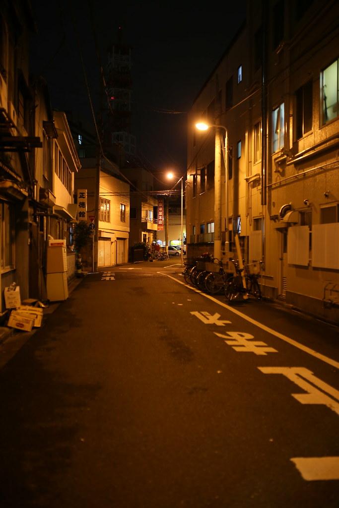 IMG_8358 南千住街道  Photo by Toomore
