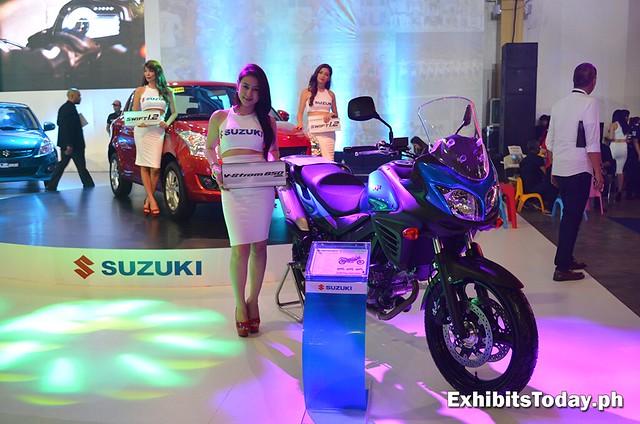 Suzuki V-Strom 850