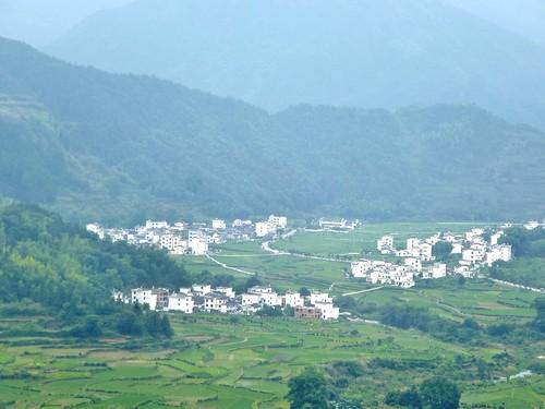 Jiangxi-Wuyuan-Montagnes et lac (23)