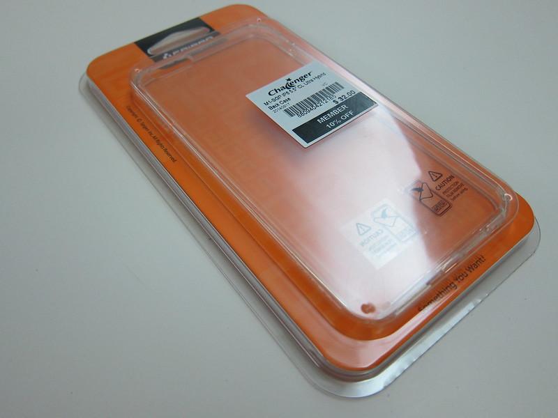 Spigen iPhone 6 Plus Ultra Hybrid Case - Packaging