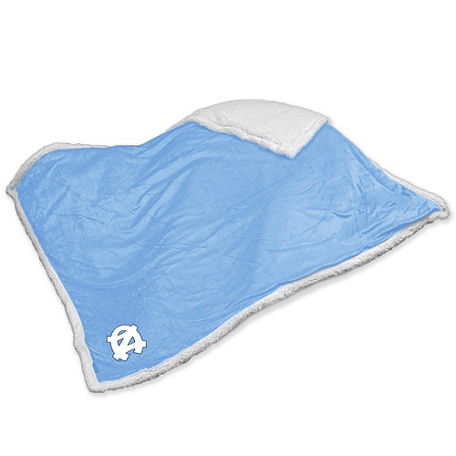 North Carolina Tarheels NCAA Sherpa Blanket