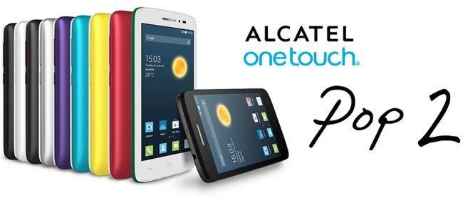Смартфон Alcatel OneTouch POP2