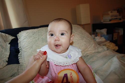 Miranda is 4 Months 2014