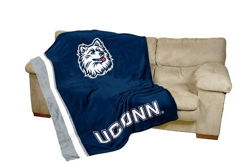 Uconn Huskies Ultrasoft Blanket