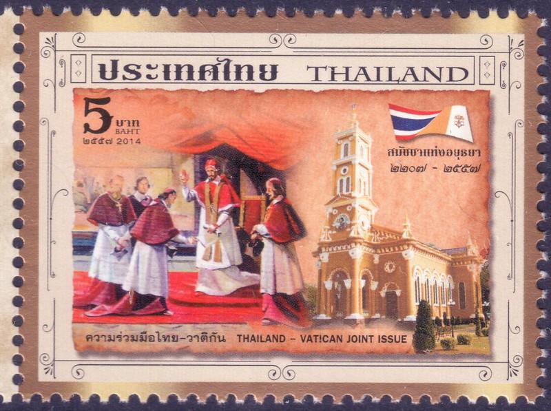 20140815 350° Sinodo - Tailandia - singolo