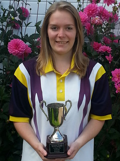 Ladies County U25 Singles Champion