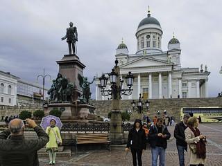 Alexander II 헬싱키 근처 의 이미지.