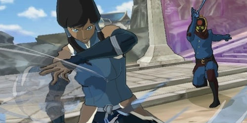 The Legend of Korra Achievements list