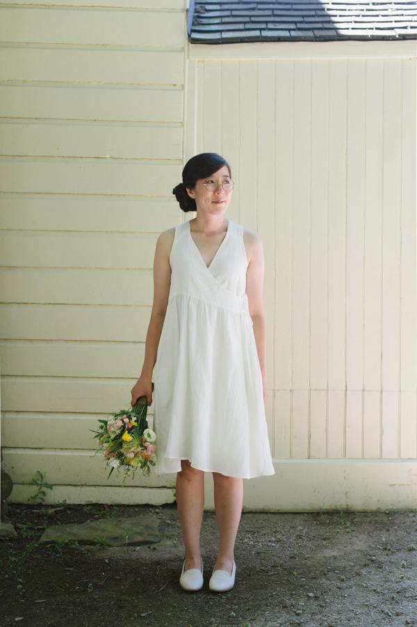 Celine Kim Photography intimate High Park Parkdale restaurant wedding Toronto wedding EM-28