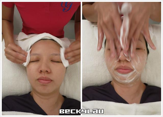GLAMOUR X Shining facial ll 療程 - 5