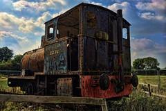 Bagnall Fireless 0-6-0 Locomotive