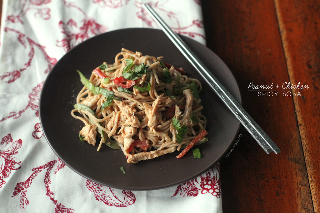 15224739956 20c18a66f5 b - This 20-Minute Spicy Peanut and Chicken Soba is the bomb