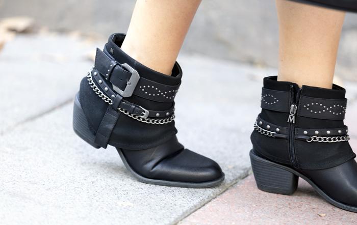 street style barbara crespo mariamare boots bag fashion blogger outfit blog de moda
