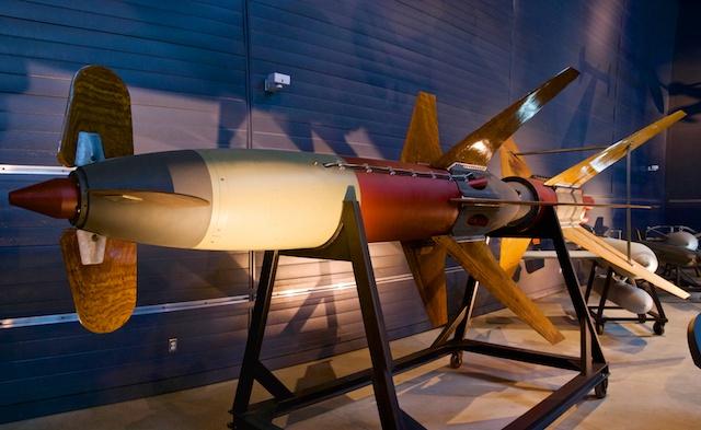 Rheintochter R I Missile