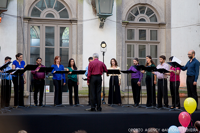 Coro Casa da Música - Nos em D'Bandada '14