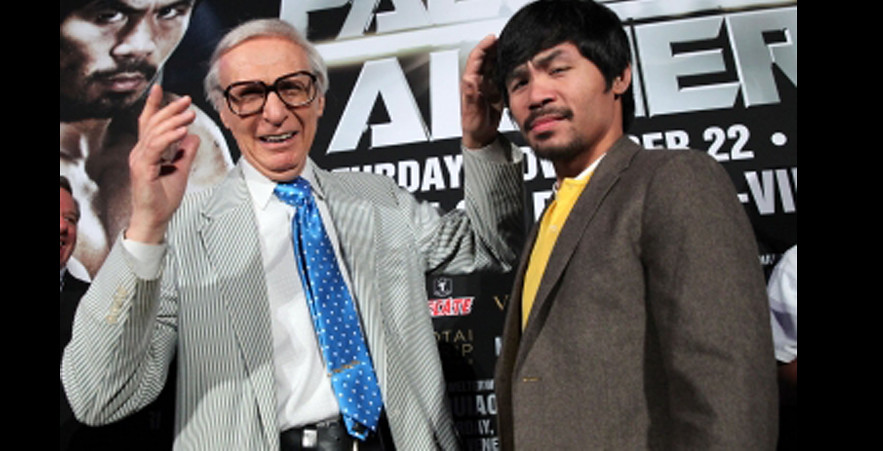 The Amazing Kreskin Predicts Pacquiao-Aglieri Winner