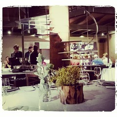 #tragaluz #restaurant, nice place can't wait to taste the #food