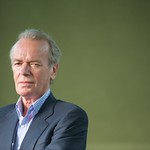 Martin Amis at the Edinburgh International Book Festival |