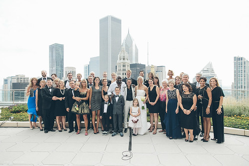 Alli & Kristen | Trump Tower Chicago Wedding