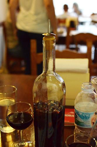 Spicy oil, Rugantino, Garachico, Tenerife