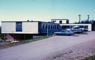 Fort Nelson General Hospital 1975