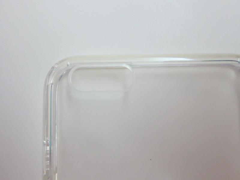Spigen iPhone 6 Plus Ultra Hybrid Case - Camera Hole