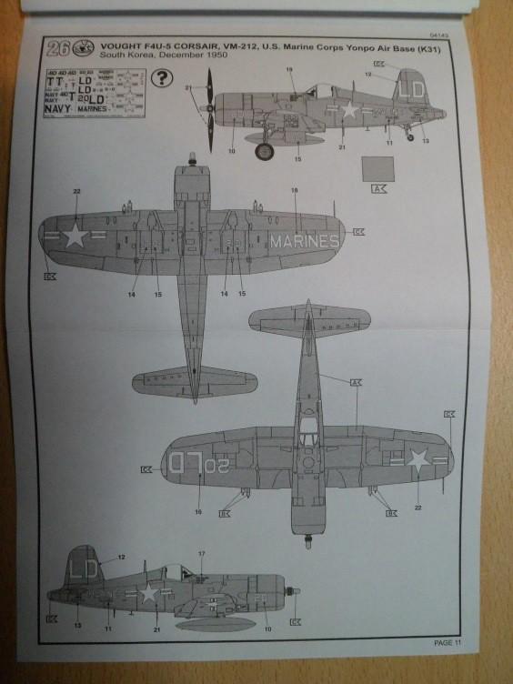 Vought F4U-5-Corsair [Revell 1/72] - Voilaaaa c'est finiiiiii (bis) !  15298759971_9680ce31bd_b