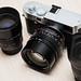 Leica M, 21/1.4,50/0.95,90/2 by perahia