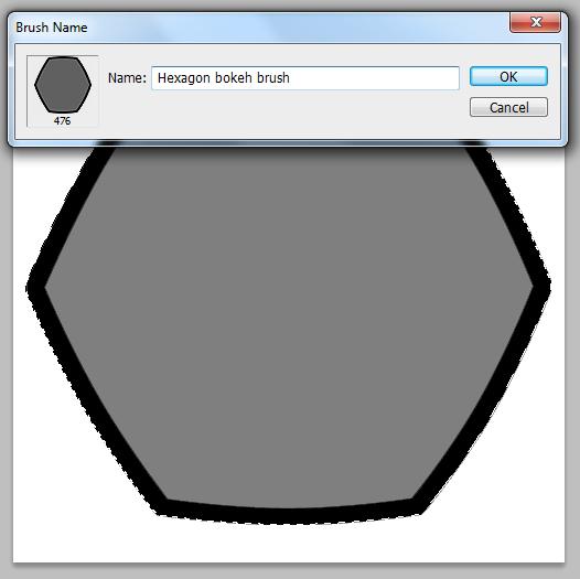 PS-tutorial fake-bokeh on white 17 making polygon brush