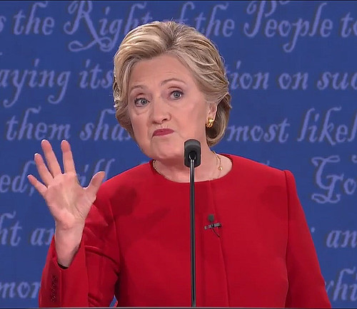 Hillary Clinton 2016 Debate