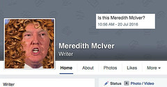 Is Trump's Mysterious Speech Writer Meredith McIver a Figment of His Own Imagination?