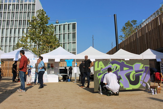 Festa Popular del Campus Diagonal-Besòs de l'UPC
