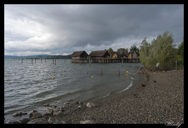 Palafitos Unteruhldingen lago Constanza - Palafitos de Unteruhldingen