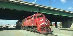 BNSF 198 GP60