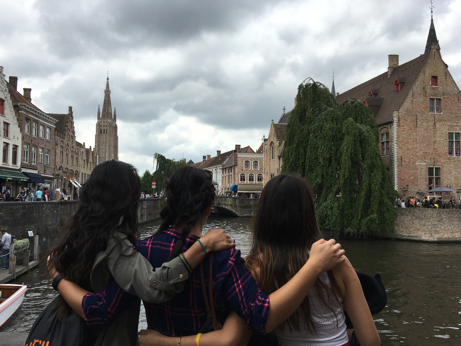 Ly, Cindy; Bruges, Belgium - NINE 10