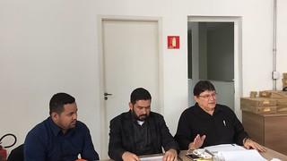 Direção nacional se reúne com representantes do Solidariedade estaduais