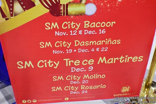 Grand Magical Christmas Parade in SM City Trece Martires (67)