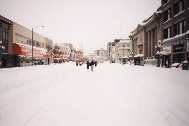 Douglas Street. Photo Ray Heeley